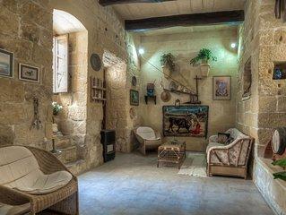 Casa Barone - charaktervolles Farmhaus in Victoria auf Gozo