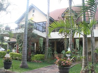 Stunning Mansion with well manicured garden