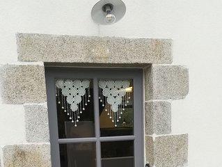 Maison de pecheur renovee, vue mer (Wi-Fi) 3 etoiles