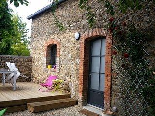 Charmante petite maison en pierres - 4/6 personnes - Port de St Goustan à Auray