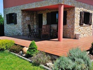 Spacieuse maison avec jardin