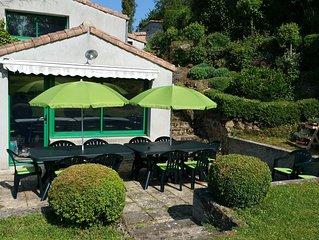 Gîte 'La Bonne Franquette' proche du 'Puy Du Fou'