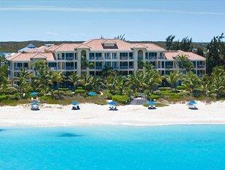 Villa 307, 2 Bedroom, 2 Bath Ocean Front Villa 3rd Floor (sleeps 4-5)
