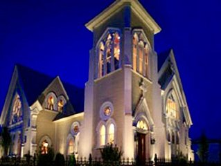 Glorious Cape May, NJ renovated Historical Church