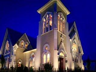 Glorious Cape May, NJ renovated Historical Church