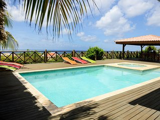 Spacious, Luxurious Villa with the most amazing view