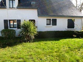 Maison de vacances dans le Morbihan