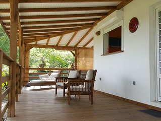ARTIS KAY  bungalow dans le  calme et la serenite pour des vacances reussies