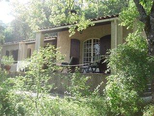 Idyllisch gelegenes  Ferienhaus mit Seeblick ( Uferbereich 250 m )