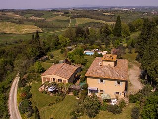 Pretty Aptartment in Wonderful Tuscan Location