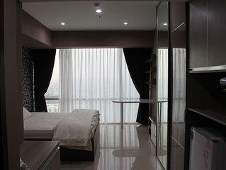 Studio Apartment Karawaci Tangerang Near Jakarta