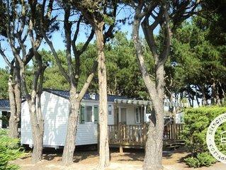 Camping L'Océan ***** - Maeva Camping - Mobil Home Passion 3 Pièces 4/6 Personne