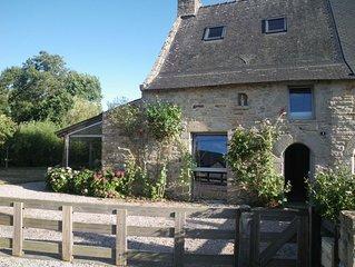 Maison De Charme Dans Petit Village De La Presqu'île De Rhuys