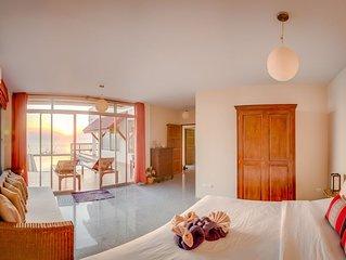Huge Beachview Villa with Pool - Temple House