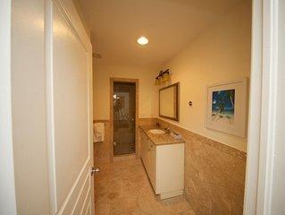 Comfortable 1 Bedroom Junior Suite with Resort Amenities