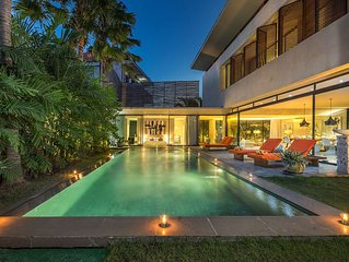 MODERN Villa Near The BEACH And EVERYTHING In CANGGU