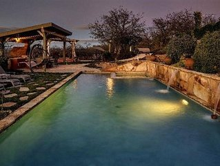 Luxury Estate In Paso Robles. Treat Yourself To Excellence!!!