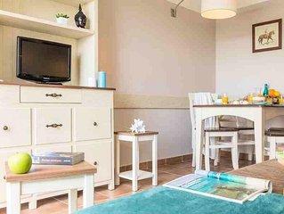 Village Pierre & Vacances Normandy Garden*** - Appartement 2 Pièces 3/4 Personne