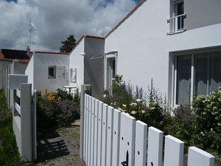 Maison individuelle Pornic Gourmalon à 400 m Thalasso, plage, gare et port
