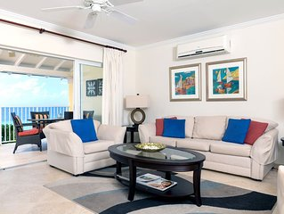 Spacious Luxury Penthouse Beachfront Condo