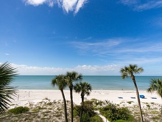 Free Perks Included!! Fantastic Sunsets!!! **Sand Castle I  #406 Beachfront Cond