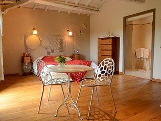 Chambre Alice la Pommeraie