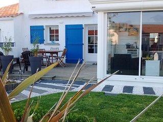 Location villa proche plage Tanchet