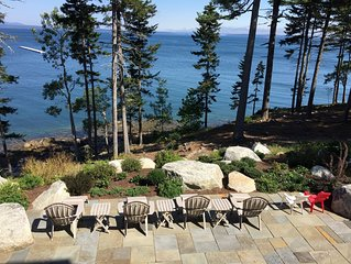 Oceanfront  Lg Home at Entrance to Acadia National Park, Bar Harbor