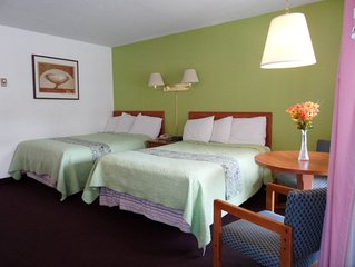 Room with two Beds in lake George