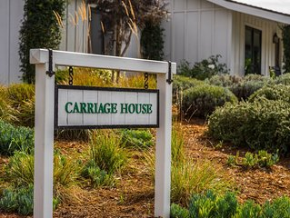 Carriage House at Greengate Ranch & Vineyard - Edna Valley/San Luis Obispo
