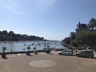 Rare!! maison de 170m2, vue sur mer, château, avec jardin, rénovée 2019