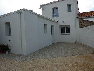Très jolie maison proche des Sables d'Olonne 3 Chambres Animaux acceptés