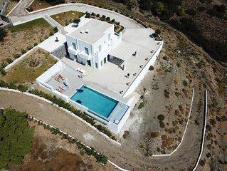 Villa Giulsa  seaview