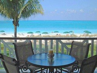 BEST OF ROYAL WEST ..... BEACHFRONT Premium Suite on Grace Bay