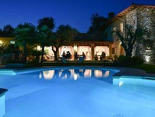 Toller Urlaub in Villa Mario Resort Garda see