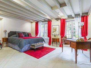 Garance, bel appartement de charme prés de Paris Saclay Versailles