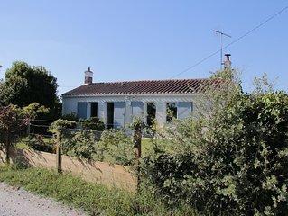 Maison dans le Marais Breton Vendeen