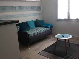 Appartement fonctionnel Lorient avec Wi-Fi