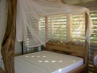 le bungalarbre, cabane dans les arbres, unique en Martinique