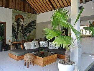 villa happy un  coin de paradis au calme  plage a 10mn a pieds, snack ,superette