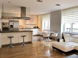 QUIMPER 21 - Appartement spacieux avec garage proximité gare et centre-ville