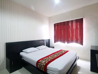 Daily Apartment 2BR at Central Jakarta Thamrin