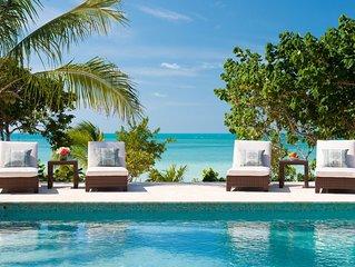 Villa Mirabelle Beachfront Villa