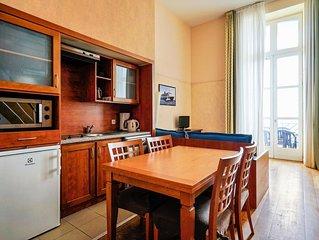 Residence Saint Goustan - Appartement 2 pieces 6 personnes Confort - Vue Mer