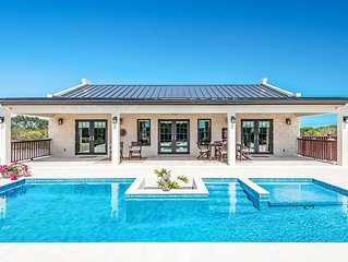Eden House, a private tropical retreat minutes from Long Bay Beach