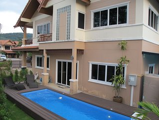 Tin's Private Pool Villa (Fully Air-conditioned villa, European Style) Aonang