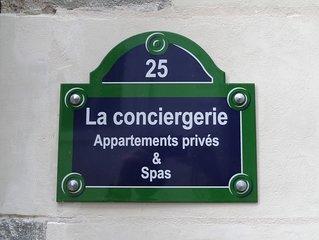 La Conciergerie, appartement agora
