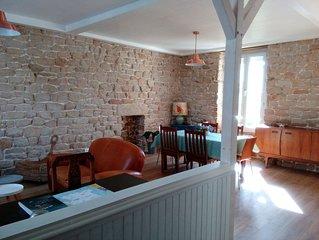 Ageable petite maison pour vacances sympathiques