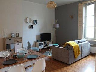 Appartement calme proche de la Loire