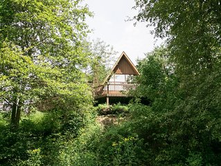5 BR A-Frame with accommodations for up to 20 guests